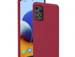 Hama Cover Finest Feel Voor Samsung Galaxy A72 Rood