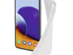 Hama Cover Crystal Clear Voor Samsung Galaxy A72 Transparant