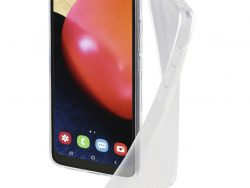Hama Cover Crystal Clear Voor Samsung Galaxy A02s Transparant