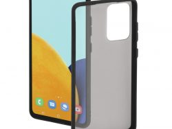 Hama Cover Invisible Voor Samsung Galaxy A52 (5G) Zwart