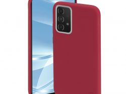 Hama Cover Finest Feel Voor Samsung Galaxy A52 (5G) Rood