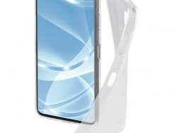Hama Cover Crystal Clear Voor Samsung Galaxy A12 Transparant
