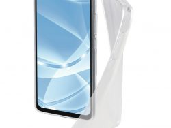 Hama Cover Crystal Clear Voor Samsung Galaxy A32 5G Transparant