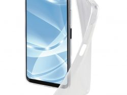 Hama Cover Crystal Clear Voor Xiaomi Redmi 9T Transparant