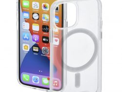 Hama Cover MagCase Safety Voor Apple IPhone 12 Mini Transparant