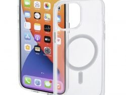 Hama Cover MagCase Safety Voor Apple IPhone 12 Pro Max Transparant