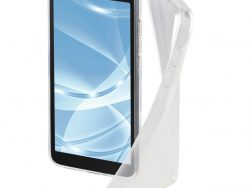 Hama Cover Crystal Voor Samsung Galaxy Xcover 5 Transparant