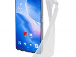 Hama Cover Crystal Clear Voor Oppo Find X3 Neo 5G Transparant