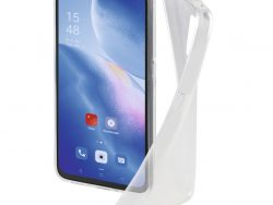Hama Cover Crystal Clear Voor Oppo Find X3 Lite 5G Transparant