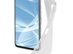 Hama Cover Crystal Clear Voor Samsung Galaxy A22 5G Transparant