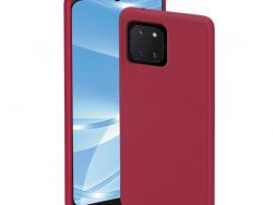Hama Cover Finest Feel Voor Samsung Galaxy A22 5G Rood