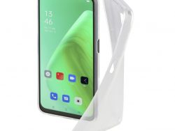 Hama Cover Crystal Clear Voor Oppo A54/A74 5G Transparant