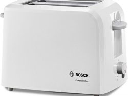 Bosch TAT3A011 CompactClass Broodrooster Wit