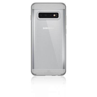 Black Rock Cover Air Robust Voor Samsung Galaxy S10 Transparant