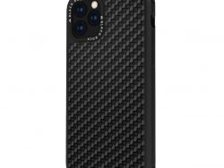 Black Rock Cover Robust Real Carbon IPhone 11 Pro Max Zwart