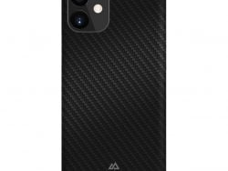 Black Rock Ultra Thin Iced Cover for Apple iPhone 12 Mini Black/Carbon