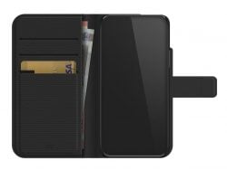 Black Rock 2in1 Wallet for Apple iPhone 12 Pro Max Black