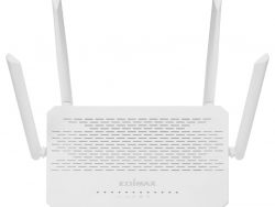 Edimax BR-6478AC V3 Draadloze Router Ac1200 2.4/5 Ghz (dual Band) Gigabit Wit