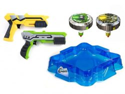 Silverlit Spinner M.A.D. Deluxe Battle Pack