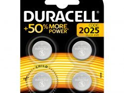Duracell Knoopcel Lith A4 2025