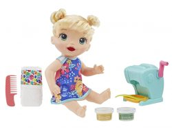 Baby Alive Super Snacks Snacki'N Shapes Baby Blond + Accessoires