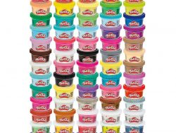 Play-Doh Ultimate Color Collection 65 Potjes Klei