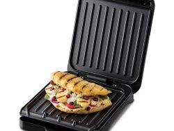George Foreman 25800-56 Fit Grill Small Zwart