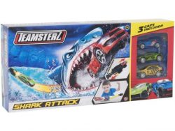 Teamsterz Shark Attack + 3 Auto's