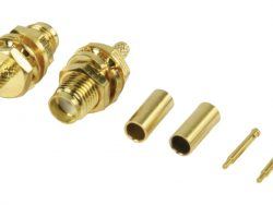 Valueline VLSP02101A Connector Sma Female Metaal
