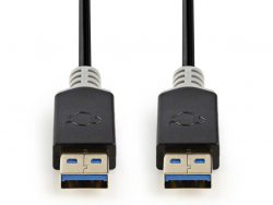 Nedis CCBW61000AT20 Kabel Usb 3.0 A Male - A Male 2