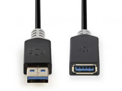 Nedis CCBW61010AT20 Kabel Usb 3.0 A Male - A Female 2