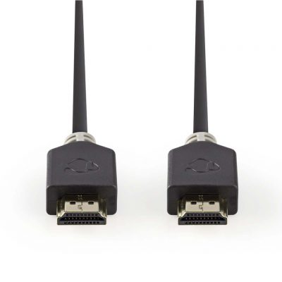 Nedis CVBW34000AT05 High Speed Hdmi™-kabel Met Ethernet Hdmi™-connector - Hdmi™-connector 0