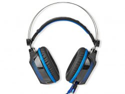 Nedis GHST500BK Gaming Headset Over-ear 7.1 Virtual Surround Led Light Usb Connector
