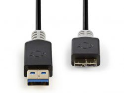 Nedis CCBP61500AT20 Kabel Usb 3.0 A Male - Micro-b Male 2