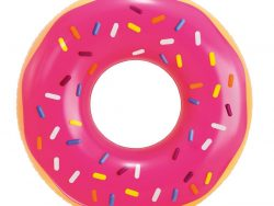 Intex 56256NP Frosted Donut Zwemband 99 cm Roze