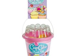 Strandset Cup Cakes 12-delig Assorti
