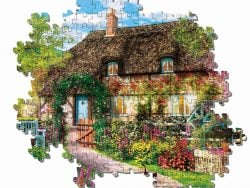 Clementoni High Quality Collection Puzzel The Old Cottage 1000 Stukjes