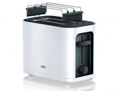 Braun HT3010WH Broodrooster Wit