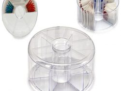 Box for Infusions Plastic (20