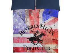 Bovenblad Beverly Hills Polo Club Baltimore (Bed van 180)