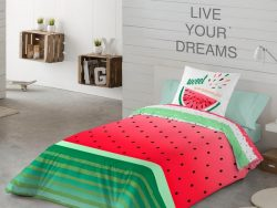 Noorse hoes Icehome Watermelon (140 x 200 cm)