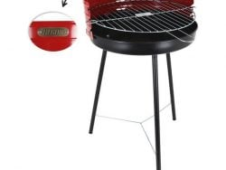 Barbecue Algon Rond Rood