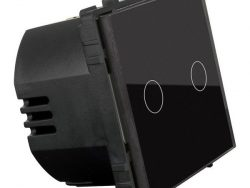 Double Toggle Switch Ledkia Tactiel Op afstand PC