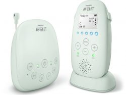 Philips SCD721/26 Avent DECT-Babyfoon Wit