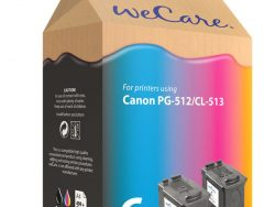 Wecare Canon Pg512/cl513 Duopac W1305