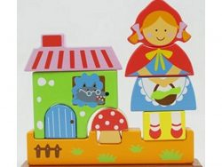 Simply for Kids Magnetische Roodkapje Puzzel