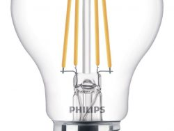 Philips LED Classic 60W A60 E27 WW CL ND SRT4 Verlichting