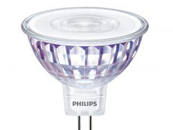 Philips Dimbare LED Spot 35W GU5.3 Warm Wit