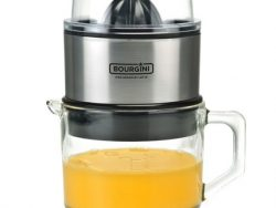 Bourgini Classic Lotte Juicer DeLuxe 0.75L 60W