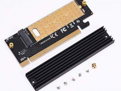 Adapter M2 to PCI-E (Gerececonditioneerd A+)
